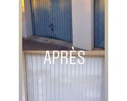 SMP Couleurs du Monde - Aubagne - rénovation Porte de garage