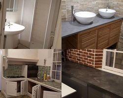 SMP Couleurs du Monde - la ciotat - rénovation cuisine salle de bain