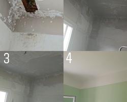 SMP Couleurs du Monde - Aubagne - rénovation plafond