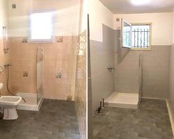 SMP Couleurs du Monde - Aubagne - rénovation Salle d'eau