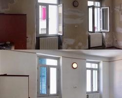 SMP Couleurs du Monde - Marseille - rénovation peinture